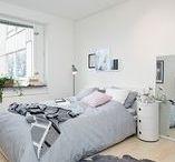 decoração escandinava / estilo escandinavo na decoração. inspiração para decorar quartos, salas, cozinhas, banheiros e home office.