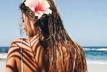 beach // summer