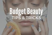 Budget Beauty Tips / Browse our budget beauty tips for saving money on cheap, affordable makeup and beauty products... and even bargain beauty wedding ideas to help you find budget-friendly options that are still high-quality and won't break the bank!