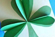 Crafts: St. Patrick's Day