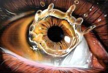Just Eyes  / Os olhos da alma,,,Boas Fotos e Make Up!