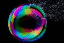 Bubbles!  / Bubbles, bolhas de alegria e beleza!