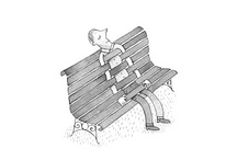 Troche / Ilustrações do artista Troche.