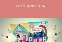 Muslim Parenting / Muslim Parenting tips and inspirational parenting ideas