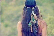 Bohemian/Hippie girl / everything a bohemian girl wants