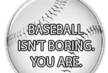 Inside Baseball / by Mandy Stephen