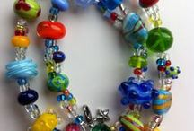 Lampwork glassbeads