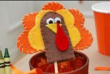 Crafts:  Thanksgiving