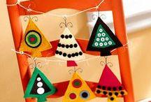 Crafts:  Christmas and Winter Holidays