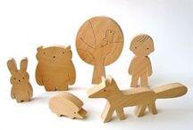 Houten speelgoed | Wooden toys