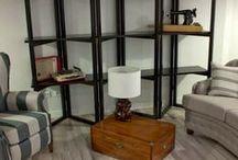 Salones Living Room
