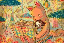 Books and Imagination / Books, livros, imaginação, imagination,