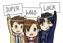 Super-Who-Lock / All things Supernatural, Doctor Who, and Sherlock!