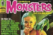 Famous Monsters of Filmland / by H Schaefer