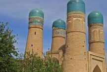 Uzbekistan / Uzbekistan - Known for being the center of the ancient Silkroad but travel off the beaten track and you will experience a very diverse country populated by very friendly and hospitable people. Central Asia at it´s best.