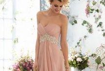 Dresses on dresses on dresses