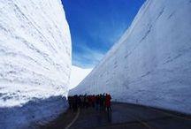 立山(北アルプス)登山 / 立山の登山ハイキング絶景ポイント 北アルプス登山ルートガイド。Japan Alps mountain climbing route guide