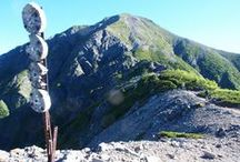 聖岳(南アルプス)登山 / 聖岳の絶景ポイント 南アルプス登山ルートガイド。Japan Alps mountain climbing route guide
