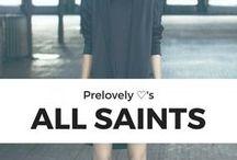 Prelovely loves AllSaints / All Saints Women's Fashion