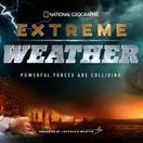 Extreme Weather - Film / Now playing in the Heikoff Giant Dome Theater at the Fleet Science Center.  Weather is one of the most dynamic forces shaping our planet, but now it's more extreme and complex than ever. National Geographic's Extreme Weather takes us to the edge of 300-foot tall glaciers collapsing, to the front lines of massive wildfires and directly in the path of deadly tornadoes.