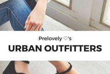 Prelovely Loves Urban Outfitters / Thrift, Vintage, and Preloved Urban Outfitters