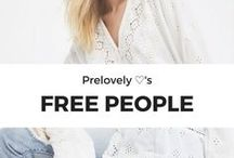 Prelovely loves Free People / Thrift, Vintage, and Preloved Free People