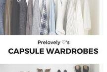 Capsule Wardrobes / Ethical Fashion, Capsule Wardrobes, Sustainable Closets