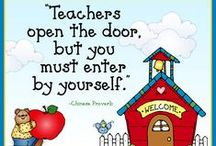 School & Early Education / A board for all of you brilliant and hard working teachers, homeschoolers, moms and dads, day care pros, nanny's, substitute teachers and MORE!! We have SO MANY tools to make teaching fun, cute, and easy! Check out http://www.djinkers.com/schoolstuff/ to see more! / by DJ Inkers