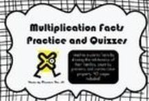 3rd Grade Math / Tips, tools, and lessons for teaching math to elementary students. Addition, Subtraction, Multiplication, Division, Math Fluency, Triangles and Angles, Rounding, Fractions, Math Keywords, Hands-On Math, Place Value, Geometry, Telling Time,  Clocks, Probability, Data, Measurement