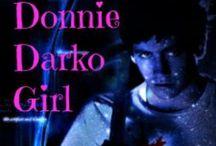 Donnie Darko Girl / My Book Blog