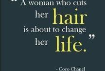 Hair Inspiration / by Cari Savage