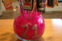 21st Ideas ♥ / Ideas for my 21st this year!