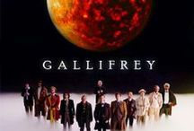 Doctor Who / Gallifrey Falls No More