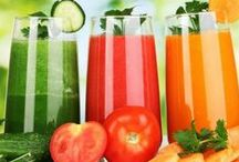Juice Recipes ♥ / Juice recipes I want to try at some stage...