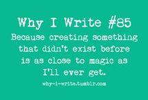 Writing motivation