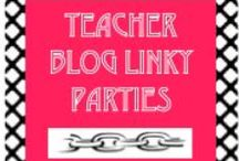 Linky Parties, Blog Hops & Giveaways / Linky Parties on Teacher Blogs: Promote and announce new linky parties or ongoing ones as well as Blog Hops & Giveaways!  Follow me, and comment below the cover pin to join this board. Thanks!