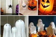 decoración hallowen