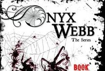 Onyx Webb Books on Amazon / Books 1-5 are available on Amazon.com. http://amzn.to/1Oe3beg
