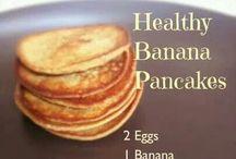 Fooood!! Pancakes & Bread / Mostly glutenfree