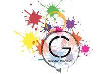 Ideando e Realizzando / Pagina Facebook: Graphic Creation         Lavori di grafica vettoriale.