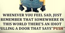 Minion quotes / Quotes about these yellow little friends of mine