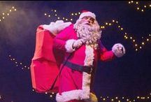 The Santa Claus Show 2014 / Tim Bray Productions, Pumphouse Theatre, Takapuna, Auckland, New Zealand, Friday, December 05, 2014.