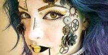 Woman Steampunk