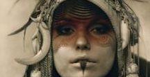 Women Warrior and Fantasy