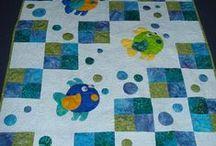 Dětské deky / Baby quilt / patchwork