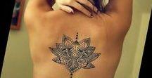 Tattoo Back (Plecy)