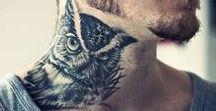 Tattoo Neck (Szyja)