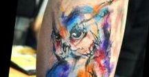 Tattoo Calf (Łydka)