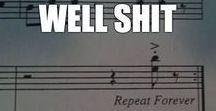Music humor / Humor for musicians