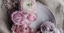 Flatlay floral